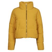 material Women Duffel coats Only ONLDOLLY Mustard