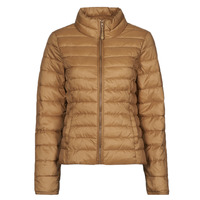material Women Duffel coats Only ONLNEWTAHOE Brown