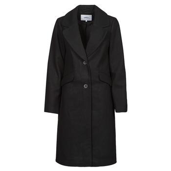 material Women coats Only ONLLOUIE Black