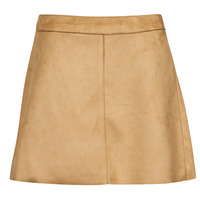 material Women Skirts Only ONLLINEA Brown