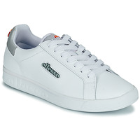 Shoes Women Low top trainers Ellesse CAMPO White / Silver