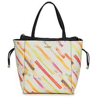 Bags Women Shoulder bags Desigual BOLS_BRUSHES NORWICH Yellow