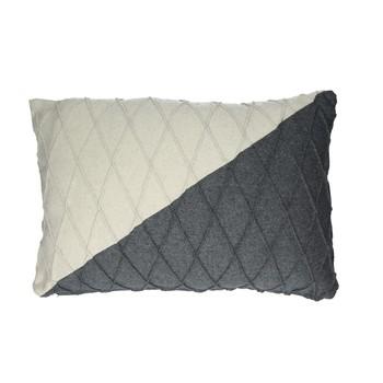 Home Cushions Pomax FLANEL Grey