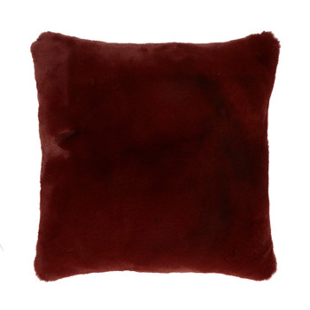 Home Cushions Pomax FLUF Red / Dark