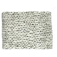 Home Blankets, throws Pomax NITTU Black / White