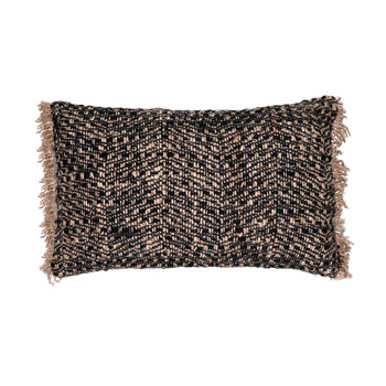 Home Cushions Pomax THERESA Brown