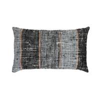 Home Cushions Pomax SOPHIA Grey / Blue