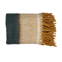 Home Blankets, throws Pomax MIKO Beige