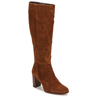 Shoes Women Boots Fericelli PINO Brown