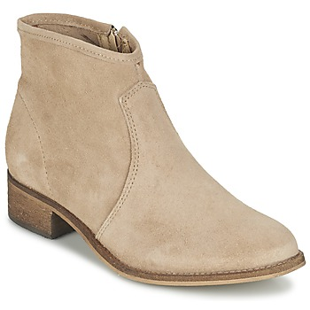 Shoes Women Mid boots Betty London NIDIA BEIGE