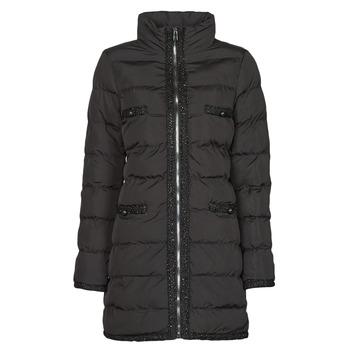 material Women Duffel coats Moony Mood PABREST Black