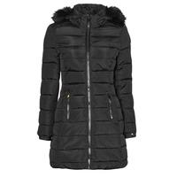 material Women Duffel coats Moony Mood PABRIES Black