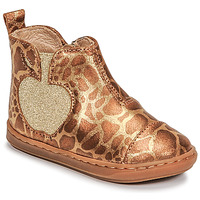 Shoes Girl Mid boots Shoo Pom BOUBA APPLE Brown