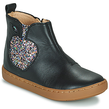 Shoes Girl Mid boots Shoo Pom PLAY APPLE Black