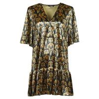 material Women Short Dresses Desigual PINEDA Multicolour