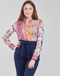 material Women Long sleeved shirts Desigual BOHO Multicolour