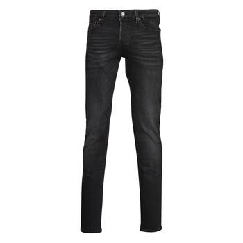 material Men slim jeans Jack & Jones JJIGLENN Black