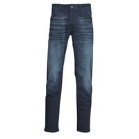 material Men slim jeans Jack & Jones JJIMIKE Blue / Medium