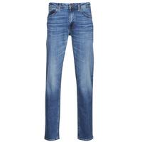 material Men slim jeans Jack & Jones JJICLARK Blue / Medium