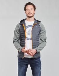 material Men Duffel coats Jack & Jones JJEMULTI Grey