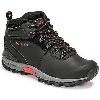 Shoes Children Hiking shoes Columbia YOUTH NEWTON RIDGE Black