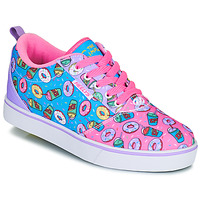Shoes Children Wheeled shoes Heelys PRO 20 Pink / Lavender / Blue