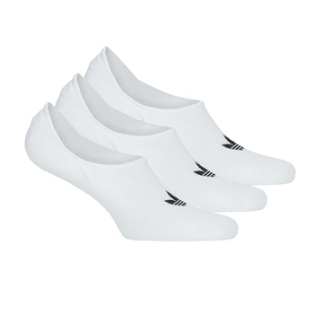 Underwear Socks adidas Originals LOW CUT SOCK X3 White