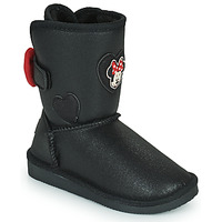 Shoes Girl Mid boots Disney MINNIE Black