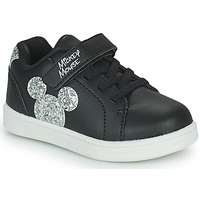 Shoes Children Low top trainers Disney MICKEY Black