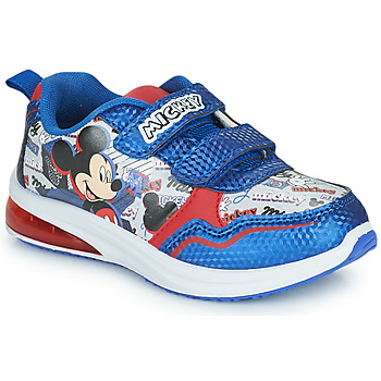 Shoes Boy Low top trainers Disney MICKEY Blue