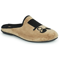 Shoes Men Slippers Rondinaud SEMOUSE Taupe