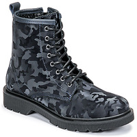 Shoes Women Mid boots Fericelli PARMA Marine