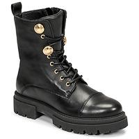 Shoes Women Mid boots Fericelli PADOUE Black