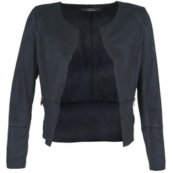material Women Leather jackets / Imitation leather Only KIM MARINE