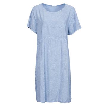 material Women Short Dresses Fashion brands 2198Z-BLEU Kaki