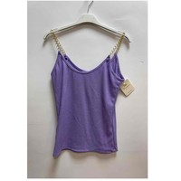 material Women Blouses Fashion brands 5097A-LILAC Lilac