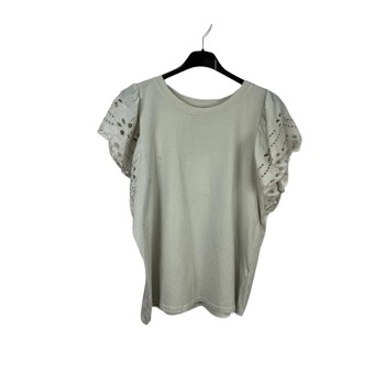 material Women Blouses Fashion brands 2148-BEIGE Beige