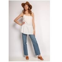 material Women Blouses Fashion brands 490-WHITE White