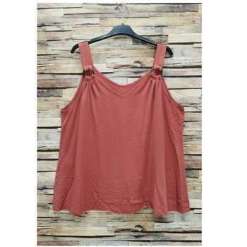material Women Blouses Fashion brands 3841-RASPBERRY Pink
