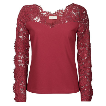 material Women Blouses Moony Mood PABSCONE Purple