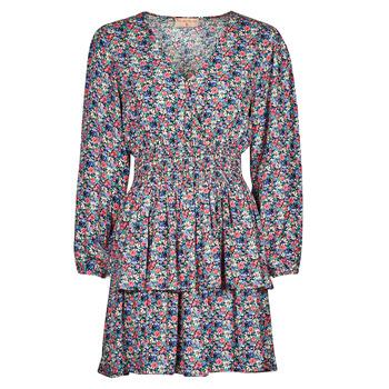 material Women Short Dresses Moony Mood PAPIS Pink