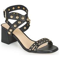 Shoes Women Sandals Cosmo Paris HARLA Black