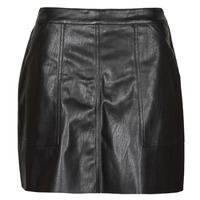material Women Skirts Vero Moda VMSYLVIA Black