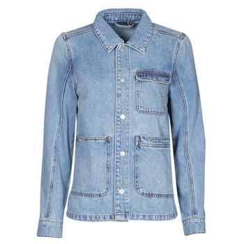 material Women Denim jackets Vero Moda VMSMILLA Blue