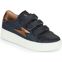 Shoes Women Low top trainers Vanessa Wu MISTRAL Blue