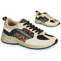 Shoes Women Low top trainers Vanessa Wu LOMBARDE Beige
