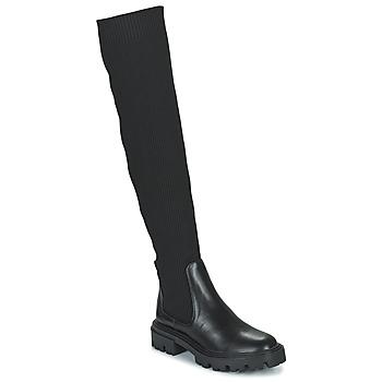 Shoes Women High boots Vanessa Wu BECH Black