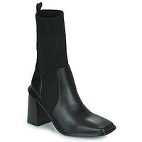 Shoes Women Ankle boots Vanessa Wu SIMOUN Black