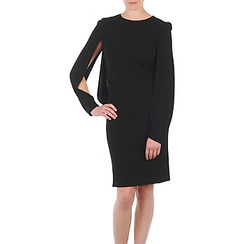 material Women Short Dresses Joseph BERLIN Black