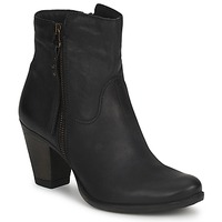 Shoes Women Ankle boots Dream in Green HAYDAR Black